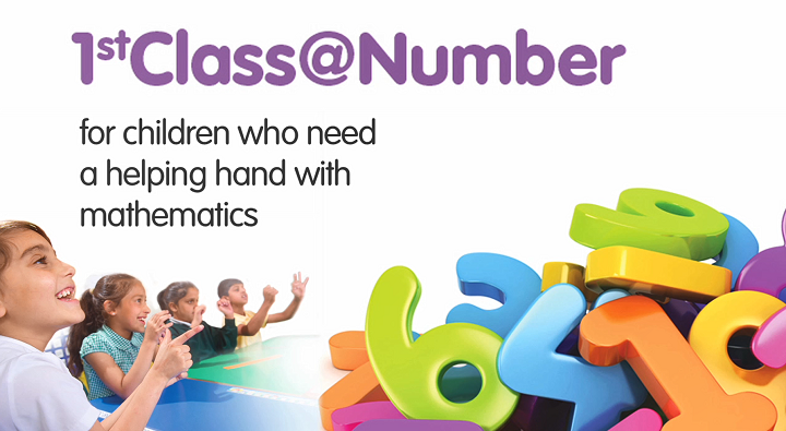 1stClass@Number | Every Child Counts